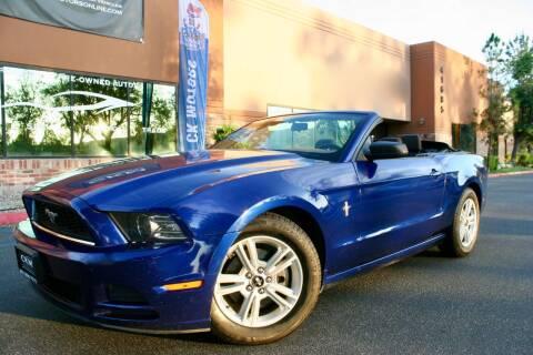 2014 Ford Mustang for sale at CK Motors in Murrieta CA