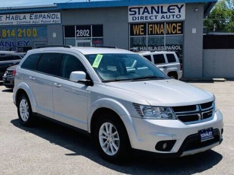2013 Dodge Journey for sale at Stanley Direct Auto in Mesquite TX