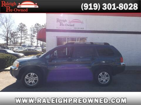2004 Mitsubishi Endeavor for sale at Raleigh Pre-Owned in Raleigh NC