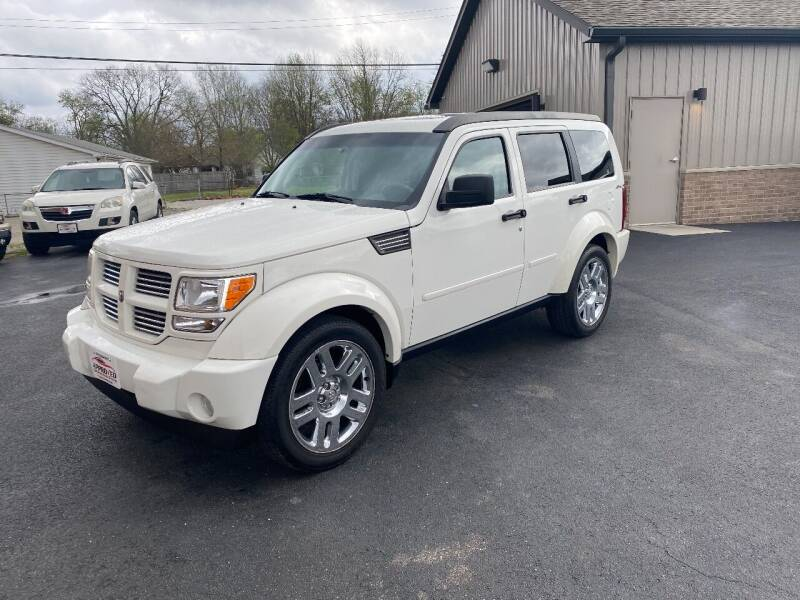 2010 Dodge Nitro for sale at Approved Automotive Group in Terre Haute IN