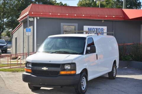 2013 Chevrolet Express Cargo for sale at Motor Car Concepts II - Kirkman Location in Orlando FL