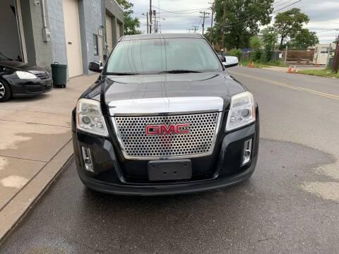 2012 GMC Terrain for sale at SUNSHINE AUTO SALES LLC in Paterson NJ
