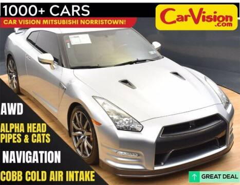 2012 Nissan GT-R for sale at Car Vision Buying Center in Norristown PA