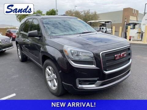 2014 GMC Acadia for sale at Sands Chevrolet in Surprise AZ