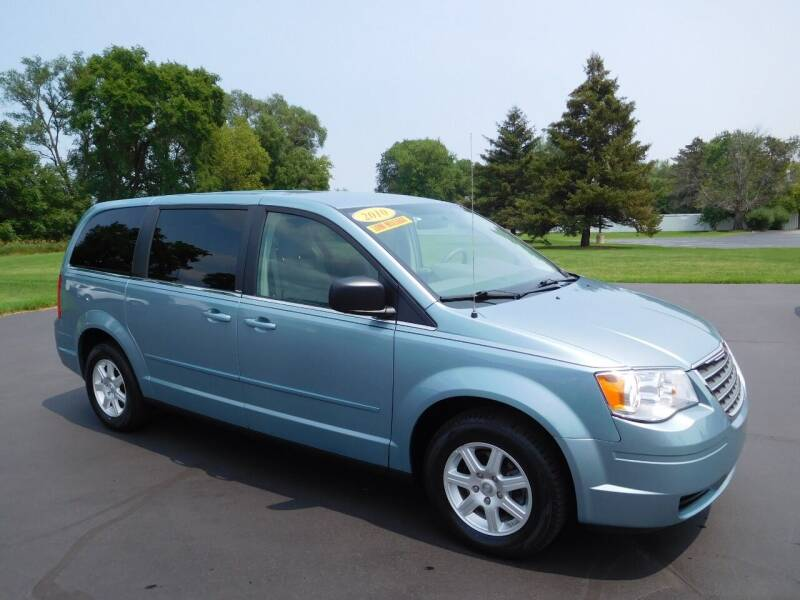 2010 Chrysler Town and Country for sale at North State Motors in Belvidere IL