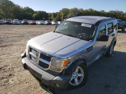 2007 Dodge Nitro for sale at RAGINS AUTOPLEX in Kennett MO