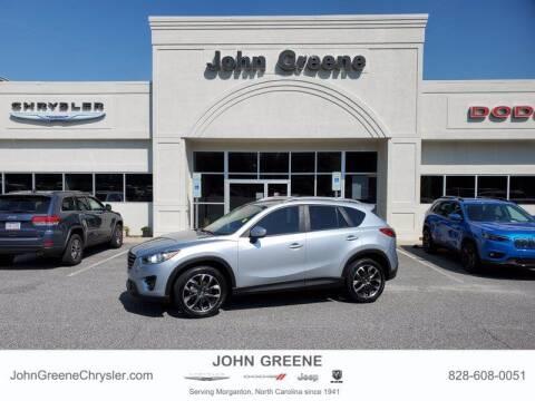 2016 Mazda CX-5 for sale at John Greene Chrysler Dodge Jeep Ram in Morganton NC