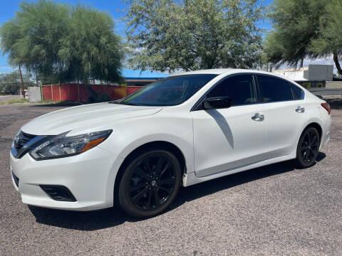 2017 Nissan Altima for sale at Tucson Auto Sales in Tucson AZ
