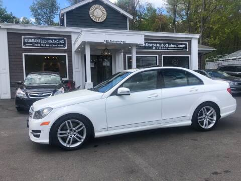 2013 Mercedes-Benz C-Class for sale at Ocean State Auto Sales in Johnston RI