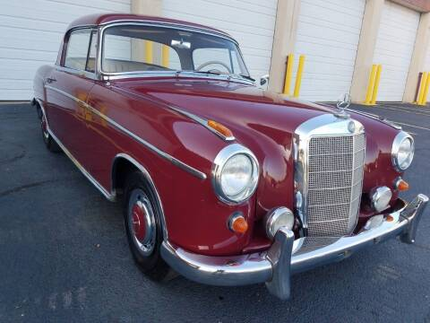 1960 Mercedes-Benz 200-Series SE for sale at NJ Enterprises in Indianapolis IN