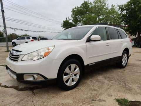 2011 Subaru Outback for sale at AI MOTORS LLC in Killeen TX