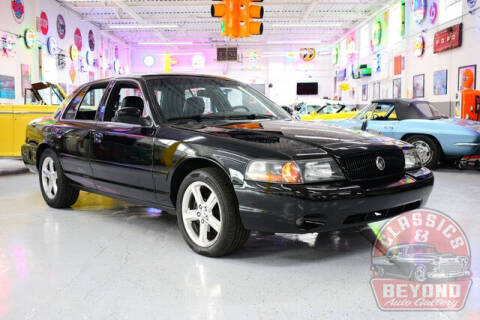 2003 Mercury Marauder for sale at Classics and Beyond Auto Gallery in Wayne MI