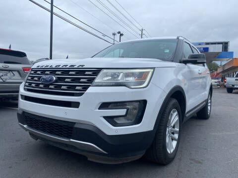 2016 Ford Explorer for sale at LATINOS MOTOR OF ORLANDO in Orlando FL