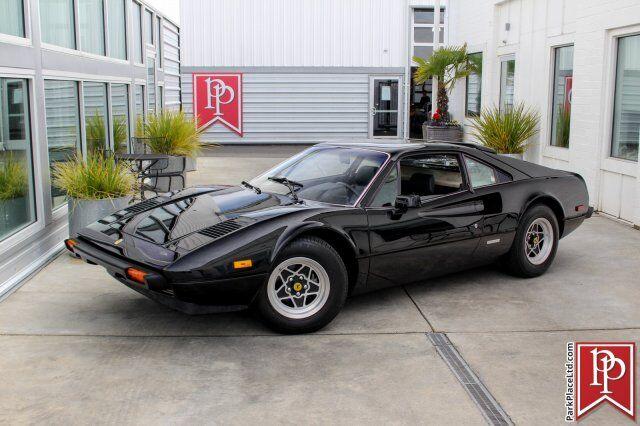 1981 Ferrari 308GTBi 33