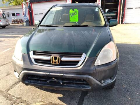 2002 Honda CR-V for sale at Auto Rally in Fall River MA