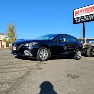 2014 Mazda MAZDA3 for sale at Hayden Cars in Coeur D Alene ID