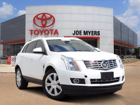 2016 Cadillac SRX for sale at Joe Myers Toyota PreOwned in Houston TX