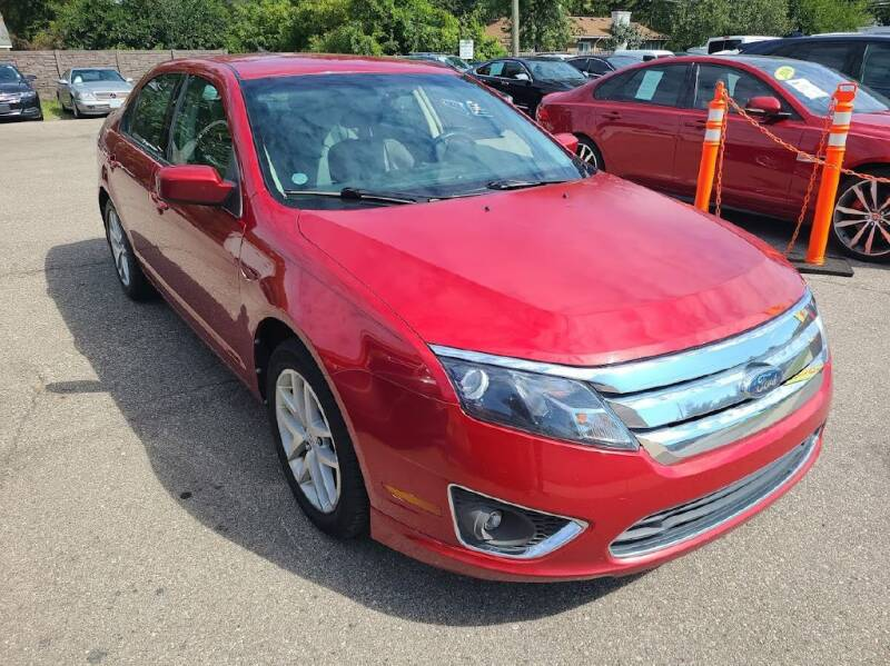 2010 Ford Fusion for sale at Redford Auto Quality Used Cars in Redford MI