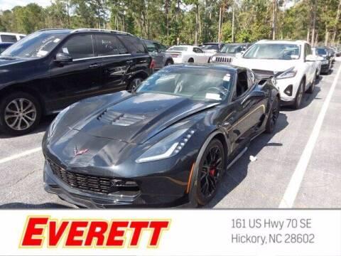 2019 Chevrolet Corvette for sale at Everett Chevrolet Buick GMC in Hickory NC