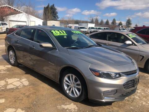 2017 Chevrolet Malibu for sale at Don's Sport Cars in Hortonville WI