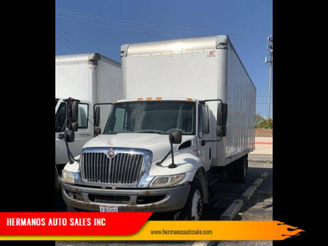 2012 International DuraStar 4300 for sale at HERMANOS AUTO SALES INC in Hamilton OH