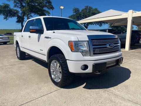 2012 Ford F-150 for sale at Thornhill Motor Company in Hudson Oaks, TX