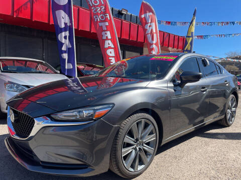 2018 Mazda MAZDA6 for sale at Duke City Auto LLC in Gallup NM