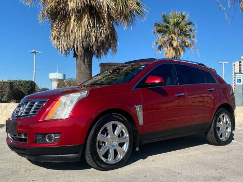2015 Cadillac SRX for sale at Motorcars Group Management - Bud Johnson Motor Co in San Antonio TX