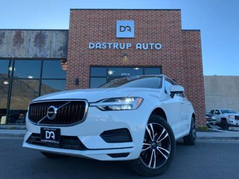 2020 Volvo XC60 for sale at Dastrup Auto in Lindon UT
