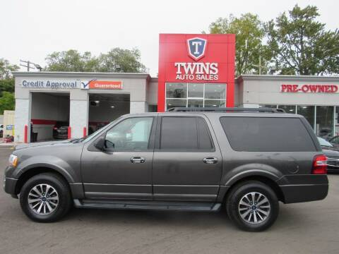 2017 Ford Expedition EL for sale at Twins Auto Sales Inc - Detroit in Detroit MI