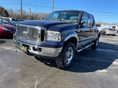 2006 Ford F-250 Super Duty for sale at Virginia Auto Mall in Woodford VA