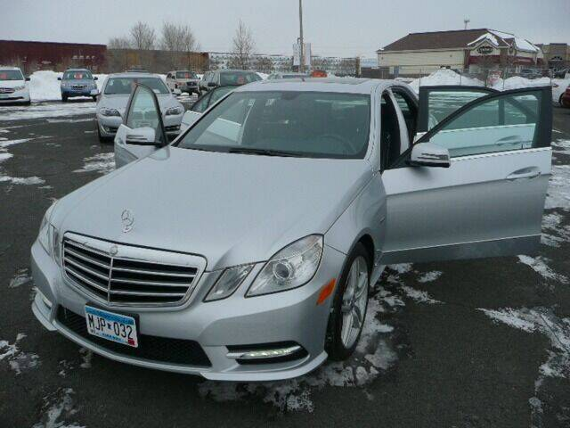2012 Mercedes-Benz E-Class for sale at Prospect Auto Sales in Osseo MN
