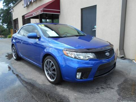 2012 Kia Forte Koup for sale at AutoStar Norcross in Norcross GA