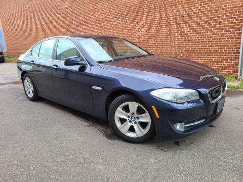 2013 BMW 5 Series for sale at Minnesota Auto Sales in Golden Valley MN