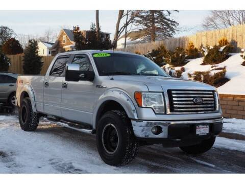 2010 Ford F-150 for sale at DORMANS AUTO CENTER OF SEEKONK in Seekonk MA
