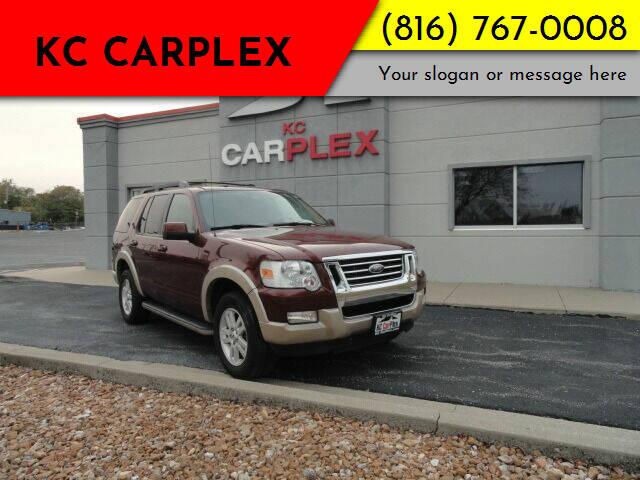 2010 Ford Explorer for sale at KC Carplex in Grandview MO