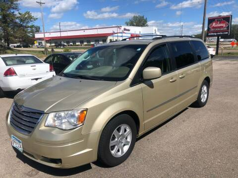 2010 Chrysler Town and Country for sale at Midway Auto Sales in Rochester MN