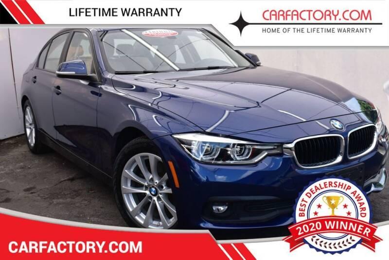 2018 BMW 3 Series for sale in West Palm Beach, FL