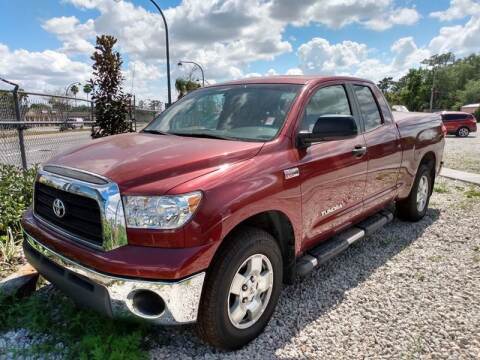 2007 Toyota Tundra for sale at Empire Automotive Group Inc. in Orlando FL