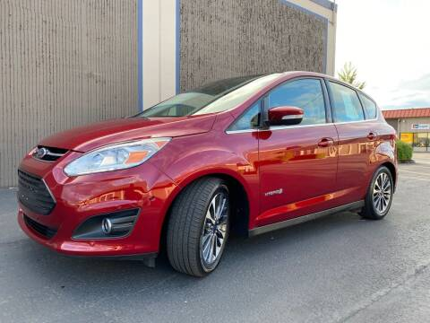2017 Ford C-MAX Hybrid for sale at Exelon Auto Sales in Auburn WA