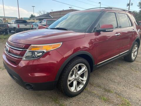 2015 Ford Explorer for sale at Martinez Cars, Inc. in Lakewood CO