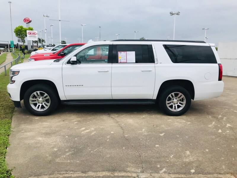 2018 Chevrolet Suburban for sale at FREDYS CARS FOR LESS in Houston TX