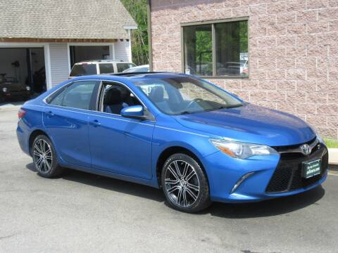 2016 Toyota Camry for sale at Advantage Automobile Investments, Inc in Littleton MA