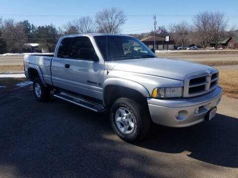2001 Dodge Ram Pickup 1500 for sale at Shores Auto in Lakeland Shores MN