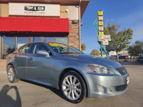 2010 Lexus IS 250 for sale at 719 Automotive Group in Colorado Springs CO