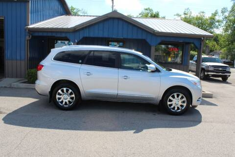 2016 Buick Enclave for sale at Fred Allen Auto Center in Winamac IN