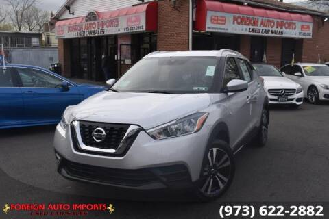 2020 Nissan Kicks for sale at www.onlycarsnj.net in Irvington NJ