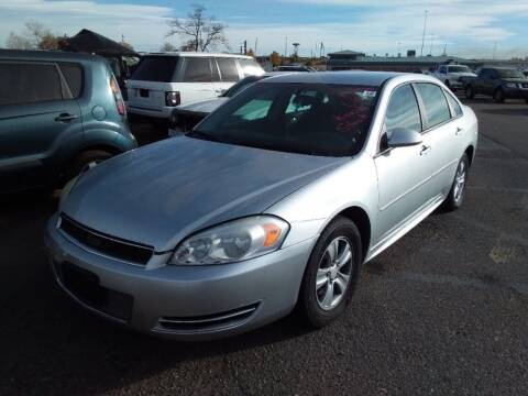 2012 Chevrolet Impala for sale at Main Street Motors in Rapid City SD