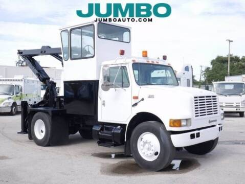2001 International 4700 for sale at JumboAutoGroup.com - Jumboauto.com in Hollywood FL