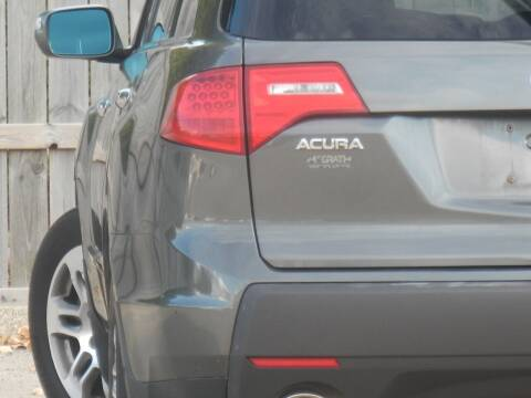 2007 Acura MDX for sale at Moto Zone Inc in Melrose Park IL